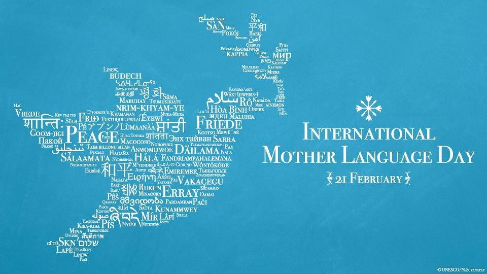 Giornata internazionale della lingua madre 2021